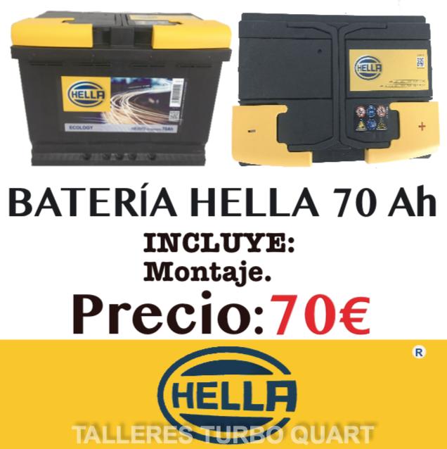 PRECIO BATERIA 70 AH