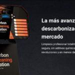 Descarbonizadora motor