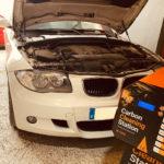Descarbonizar motor diesel